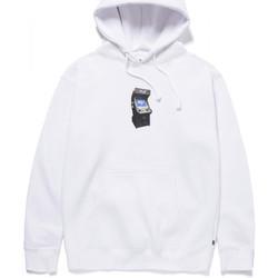 Abbigliamento Uomo Felpe Huf Sweat arcade hood Bianco