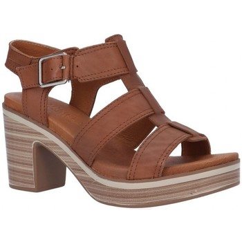 Scarpe Donna Sandali Carmela 67801 Sandalo tacco  Donna Cammello Cammello