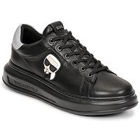 Scarpe Uomo Sneakers basse Karl Lagerfeld KAPRI MENS KARL IKONIC 3D LACE Nero