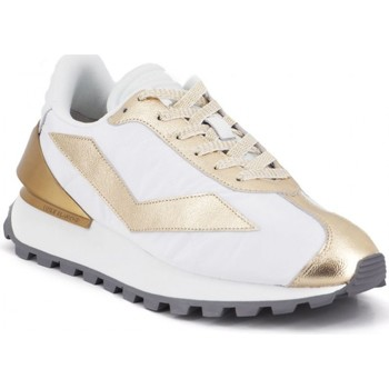 Scarpe Donna Sneakers basse Voile Blanche Club Spur Bianco Bianco