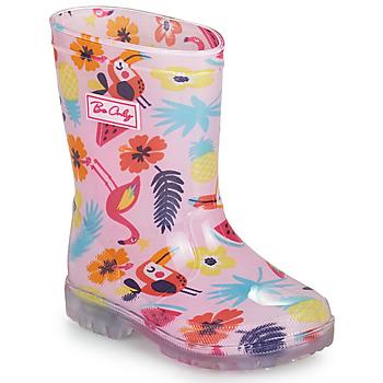 Scarpe Bambina Stivali da pioggia Be Only JANEIRO Rosa