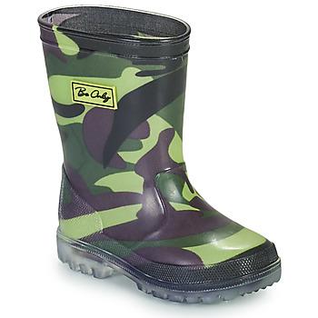 Scarpe Bambino Stivali da pioggia Be Only ARMY Kaki