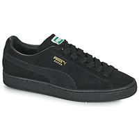 Scarpe Sneakers basse Puma SUEDE Nero