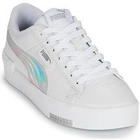 Scarpe Bambina Sneakers basse Puma JADA RAINBOW JR Bianco / Multicolore