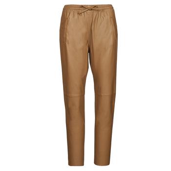 Abbigliamento Donna Pantaloni 5 tasche Oakwood GIFT Camel