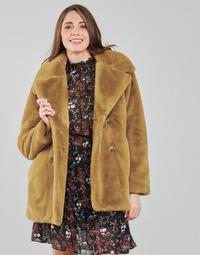 Abbigliamento Donna Cappotti Oakwood PERSHING Camel