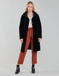 Abbigliamento Donna Cappotti Oakwood ANGELIQUE Nero
