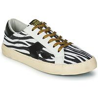 Scarpe Donna Sneakers basse Le Temps des Cerises AUSTIN Bianco / Nero