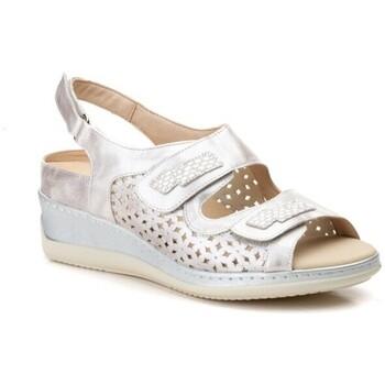Scarpe Donna Sandali Gavi's Shoes Para Ella  Argenté