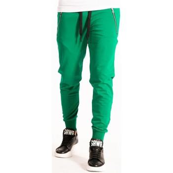 Abbigliamento Uomo Pantaloni da tuta Takeshy Kurosawa  Verde