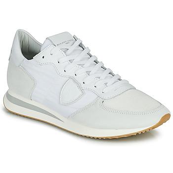 Scarpe Uomo Sneakers basse Philippe Model TRPX LOW BASIC Bianco