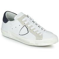 Scarpe Uomo Sneakers basse Philippe Model PRSX LOW MAN Bianco