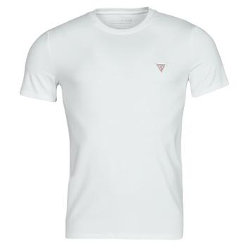 Abbigliamento Uomo T-shirt maniche corte Guess CN SS CORE TEE Bianco