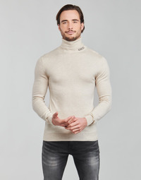Abbigliamento Uomo Maglioni Guess LANE BASIC TURTLE NECK Bianco