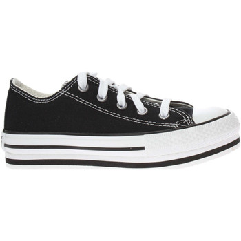 Scarpe Bambina Sneakers basse Converse 670033C-UNICA - CHUCK TAYLOR A  Nero