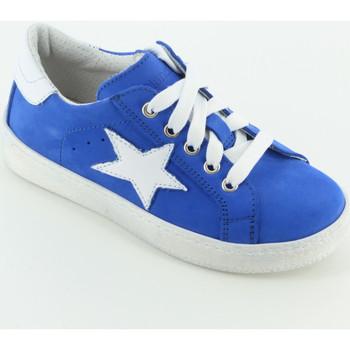 Scarpe Bambino Sneakers basse Let Me Be 9841 sneaker bassa stella Blu