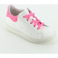 Scarpe Bambina Sneakers basse Let Me Be 9796 sneaker bassa Bianco