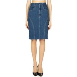 Abbigliamento Donna Gonne Jijil DENIM GONNA 0042--denim-azzurro
