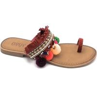 Scarpe Donna Sandali Ovye Bagate Multicolor