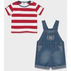 Abbigliamento Unisex bambino Completo Mayoral ATRMPN-26104 Rosso