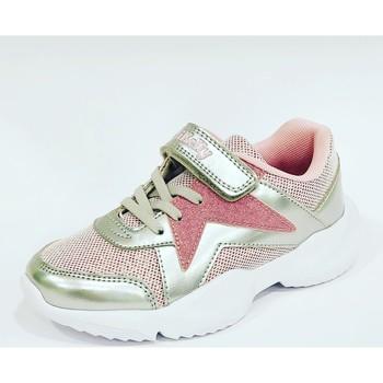 Scarpe Bambina Sneakers Lelli Kelly pepper rosa Rosa-argento