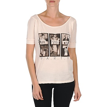 Abbigliamento Donna T-shirt maniche corte Bench CREEPTOWN Rosa