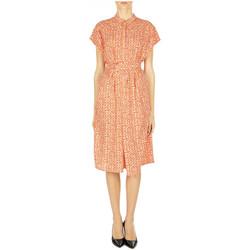 Abbigliamento Donna Abiti lunghi Anonyme TATTER SALL orange-flame