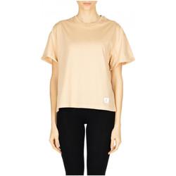 Abbigliamento Donna T-shirt maniche corte Department Five BENGALA T-SHIRT cc520-nude