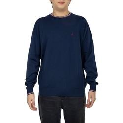 Abbigliamento Uomo T-shirts a maniche lunghe Navigare NV0023030-354 Blu