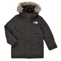 Abbigliamento Bambina Parka The North Face ARCTIC SWIRL PARKA Nero