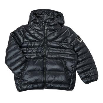 Abbigliamento Bambino Piumini Emporio Armani EA7 FHALIA Nero