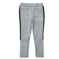Abbigliamento Bambino Pantaloni da tuta Puma EVOSTRIPE PANT Grigio