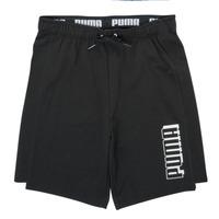 Abbigliamento Bambino Shorts / Bermuda Puma ALPHA SHORT Nero