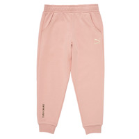 Abbigliamento Bambina Pantaloni da tuta Puma T4C SWEATPANT Rosa