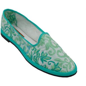 Scarpe Donna Pantofole Friulane FRIULAPAOLAavianaturch bianco