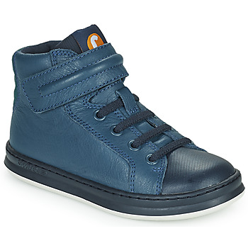 Scarpe Unisex bambino Sneakers alte Camper RUNNER Blu