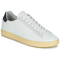 Scarpe Uomo Sneakers basse Clae BRADLEY CALIFORNIA Bianco / Blu