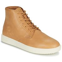 Scarpe Uomo Sneakers alte Clae GIBSON Marrone