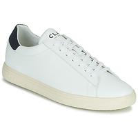 Scarpe Sneakers basse Clae BRADLEY VEGAN Bianco / Blu