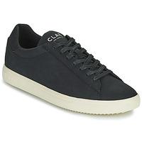 Scarpe Uomo Sneakers basse Clae BRADLEY VEGAN Nero / Bianco