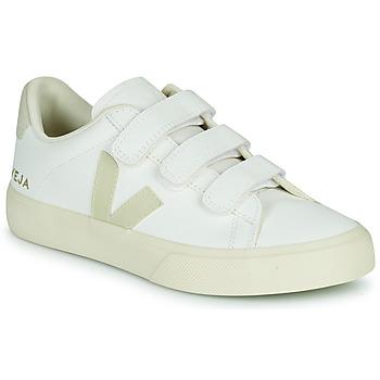 Scarpe Sneakers basse Veja RECIFE LOGO Bianco