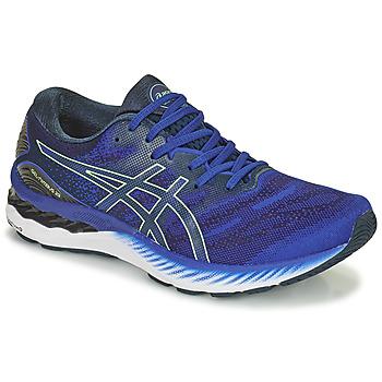 Scarpe Uomo Running / Trail Asics GEL-NIMBUS 23 Blu
