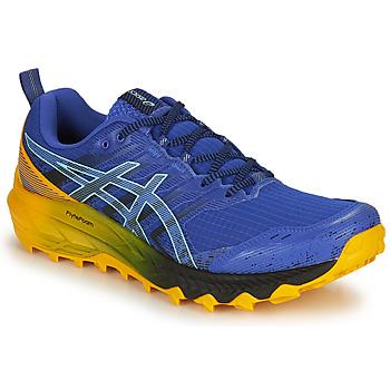 Scarpe Uomo Running / Trail Asics GEL-Trabuco 9 Blu / Giallo