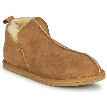 Scarpe Unisex bambino Pantofole Shepherd MARSIELLE Marrone