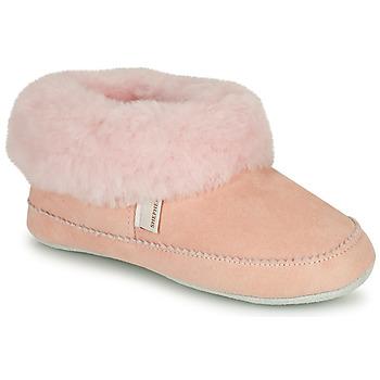 Scarpe Bambina Pantofole Shepherd PITEA Rosa