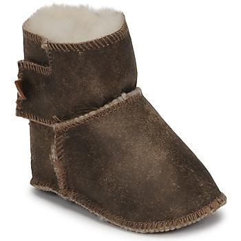 Scarpe Unisex bambino Pantofole Shepherd BORAS Beige