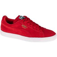 Scarpe Sneakers basse Puma Suede Classic Rouge