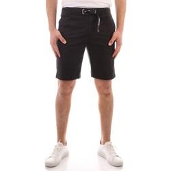 Abbigliamento Uomo Shorts / Bermuda Refrigiwear GA9103-P54600 NERO