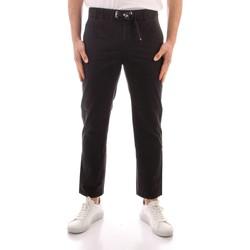Abbigliamento Uomo Chino Refrigiwear GA9103-P24800 NERO