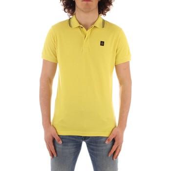 Abbigliamento Uomo Polo maniche corte Refrigiwear PX9032-T24000 VERDE